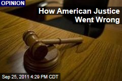How American Justice System Collapsed: Harvard Law Professor