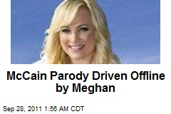 Funny McCain Parody Driven Offline by Meghan