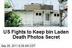 US Fights to Keep bin Laden Death Photos Secret
