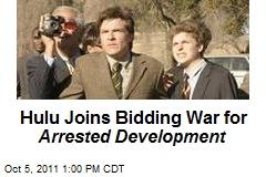 Hulu Joins Bidding War for Arrested Development