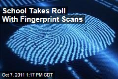 School Uses Fingerprints to Take Roll