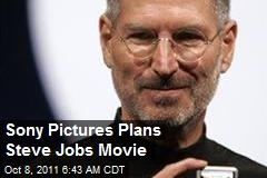 Sony Pictures Plans Steve Jobs Movie
