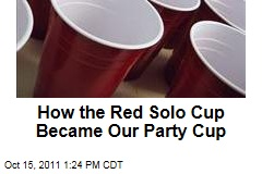 How the Red Solo Cup Became America's Party Cup