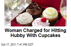 Chicago Woman Charged With Domestic Battery for Hitting Husband With Cupcakes