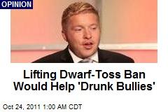 Little Couple Star Slams Fla. Bid to Lift Dwarf-Toss Ban