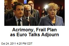 European Leaders Announce Plan to Bolster European Banks