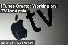 Apple iTunes Creator Jeff Robbin Working on Possible iTV