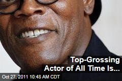 Samuel L. Jackson Enters Guinness Book of World Records as Highest-Grossing Actor of All Time