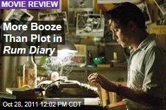 Movie Review Roundup: 'The Rum Diary,' Starring Johnny Depp
