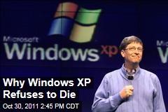 Why Microsoft's Windows XP Won't Die: Harry McCracken