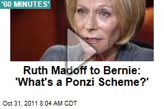 '60 Minutes' Video: Ruth, Andrew Madoff 'Trusted' Bernie