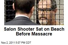 Salon Shooter Scott DeKraai Sat on Beach and Pondered Killing Ex-Wife Before Shooting Spree: cops