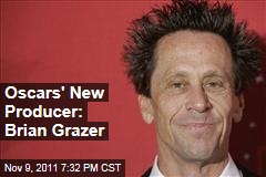 Brian Grazer Will Produce Next Oscars Telecast