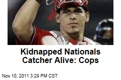 Washington Nationals Catcher Wilson Ramos Alive After Kidnapping: Police