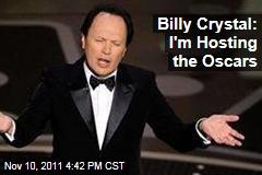 Billy Crystal Will Host the Oscars Telecast