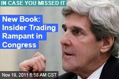 Peter Schweizer: Legal 'Insider Trading' Rampant in Congress