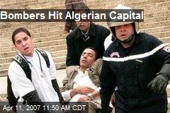 Bombers Hit Algerian Capital