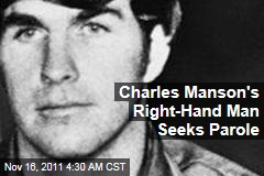 Manson Family's Tex Watson Seeks Parole