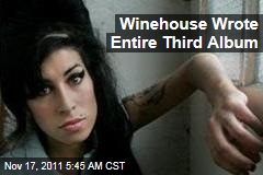 Amy Winehouse's Third Album Was Written, Producer Salaam Remi Says