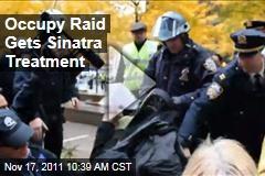 Occupy Wall Street Raid Gets Frank Sinatra Treatment from Casey Neistat