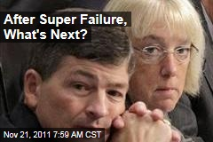 After Super Committee Failure, What's Next?