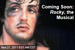 Coming Soon: 'Rocky,' the Musical, Says Sylvester Stallone