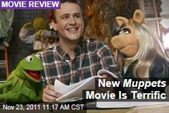 Muppets Movie Reviews: Jason Segel, Amy Adams, and Kermit Bring Franchise Back to Life
