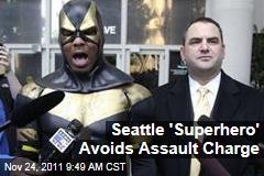 Seattle 'Superhero' Phoenix Jones Avoids Assault Charge