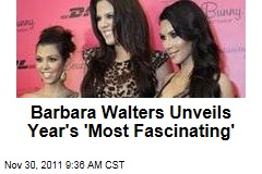 Barbara Walters' 'Most Fascinating People of 2011' Include Kardashians, 'Modern Family' Stars, Pippa Middleton