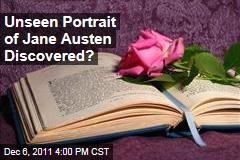 Paula Byrne Discovers Possible Unseen Jane Austen Portrait