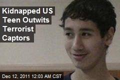 Kidnapped US Teen Outwits Terrorist Captors
