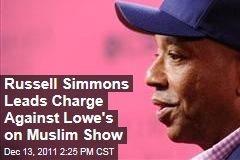 Russell Simmons Wants to Buy Ad Space to Save Muslim Reality Show on TLC
