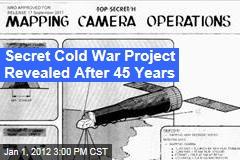 Secret Cold War 'Hexagon' Project Helped Undermine the Soviet Union
