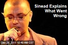 Sinead O'Connor Explains What Happened to Break up Marriage to Barry Herridge