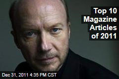 Best Long-Form Articles of 2011, From Paul Haggis to a Faith-Based Prison in Louisiana