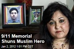 Mohammad Salman Hamdani, 9/11 Responder, Denied Place of Honor on Memorial