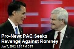 Pro-Newt Gingrich Super PAC Buys 'King of Bain' Film to Slam Mitt Romney in South Carolina