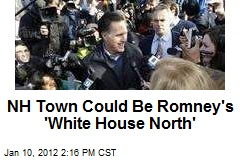 NH Town Could Be Romney's 'White House North'