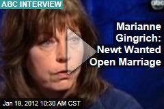 Marianne Gingrich Interview: Newt Confessed Affair, Wanted Open Marriage