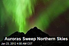 PHOTOS: Northern Lights: Auroras Light Up Northern Skies