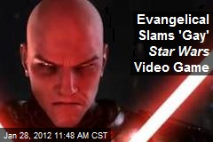 Evangelical Slams 'Gay' Star Wars Video Game