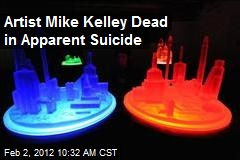 Artist Mike Kelley Dead in Apparent Suicide