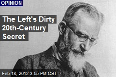 The Left's Dirty 20th-Century Secret