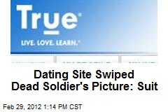 Dating Site Swiped Dead Soldier's Picture: Suit