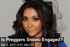Is Preggers Snooki Engaged?