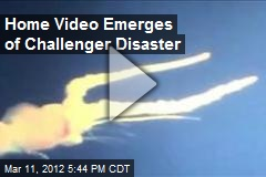 Home Video Emerges of Challenger Disaster