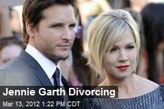 Jennie Garth Divorcing