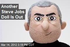 Another Steve Jobs Doll Is Out