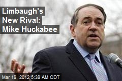 Rush Limbaugh's New Rival: Mike Huckabee Show