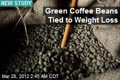 Green Coffee Beans Tied to Weight Loss